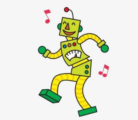 Robot - cười