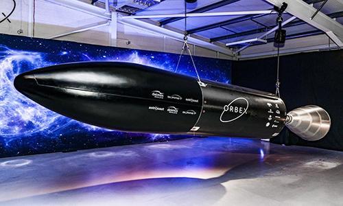 Động cơ tên lửa 3D