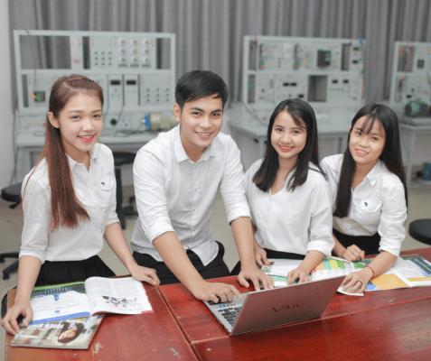 Các cơ sở giáo dục đầu tư máy móc hiện đại phục vụ đào tạo ngành Điện – Điện tử