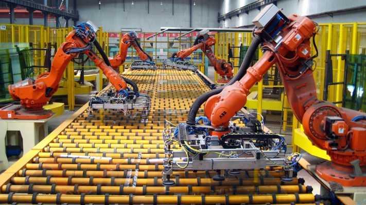 Sản phẩm ngành Cơ Điện tử - Hệ thống thông minh giúp nâng cao hiệu suất lao động